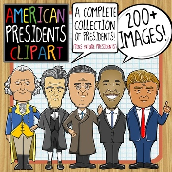 Presidents clipart. American by prince padania
