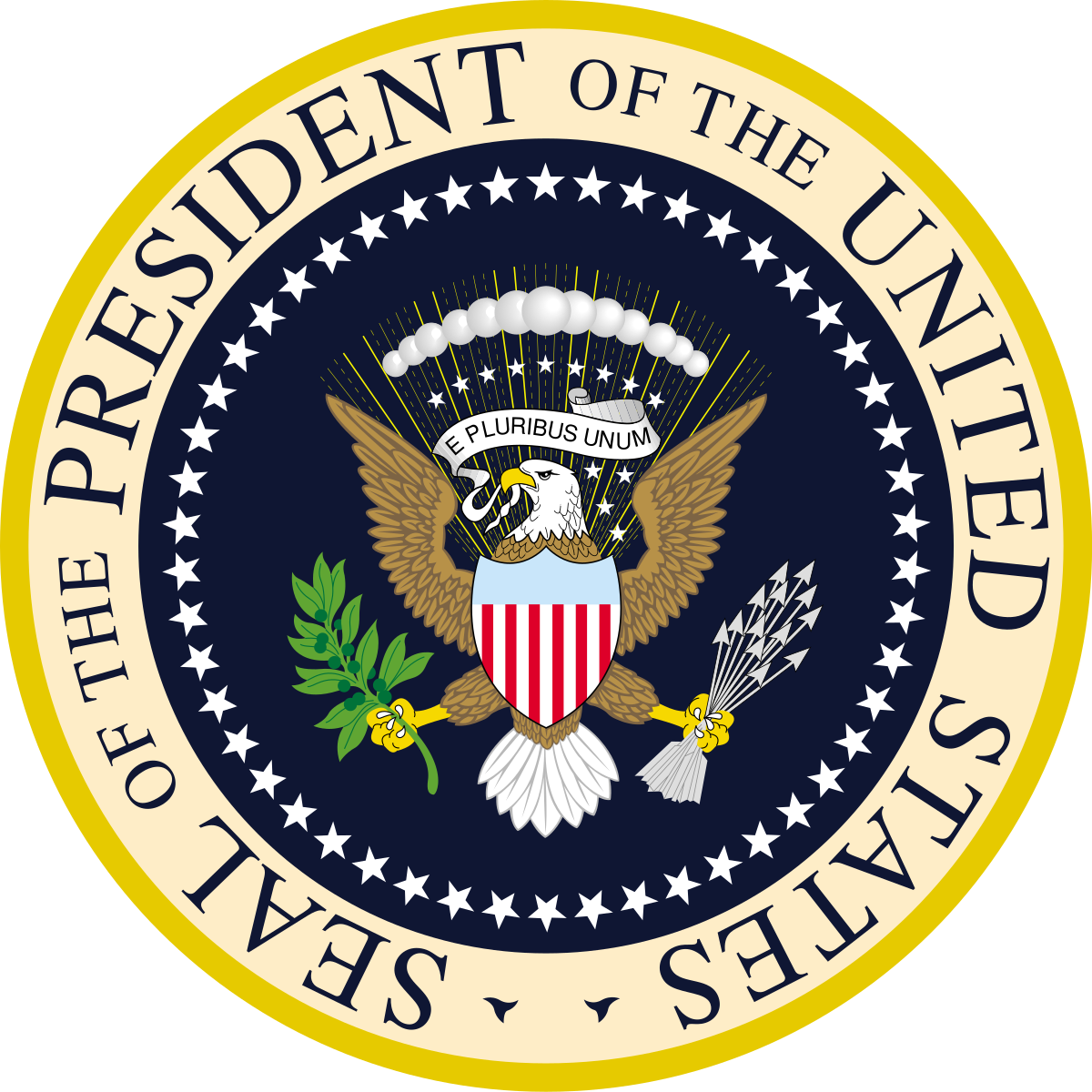 Presidents clipart president podium. Seal of the united