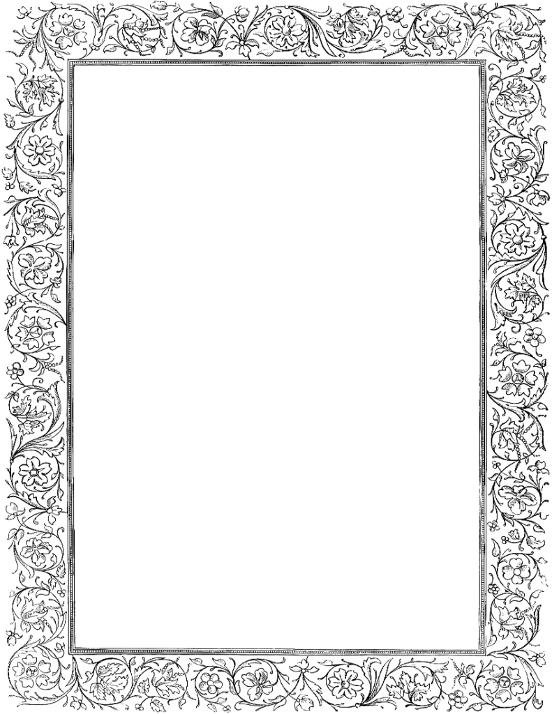 Pretty frame png. Gray border photos peoplepng