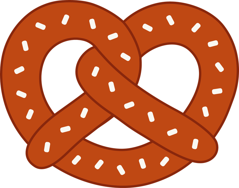 Pretzel clipart giant. By tulacoe on deviantart