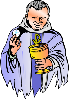 Anvil clipart medieval. Priest pastor computer icons