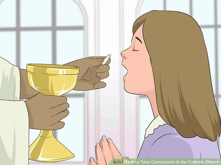 Priest clipart first communion child. How to take in