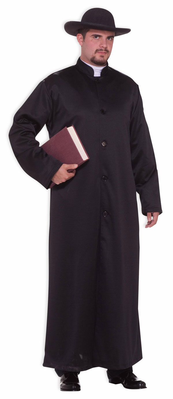 Priest clipart outfit. Costume costumes fc for