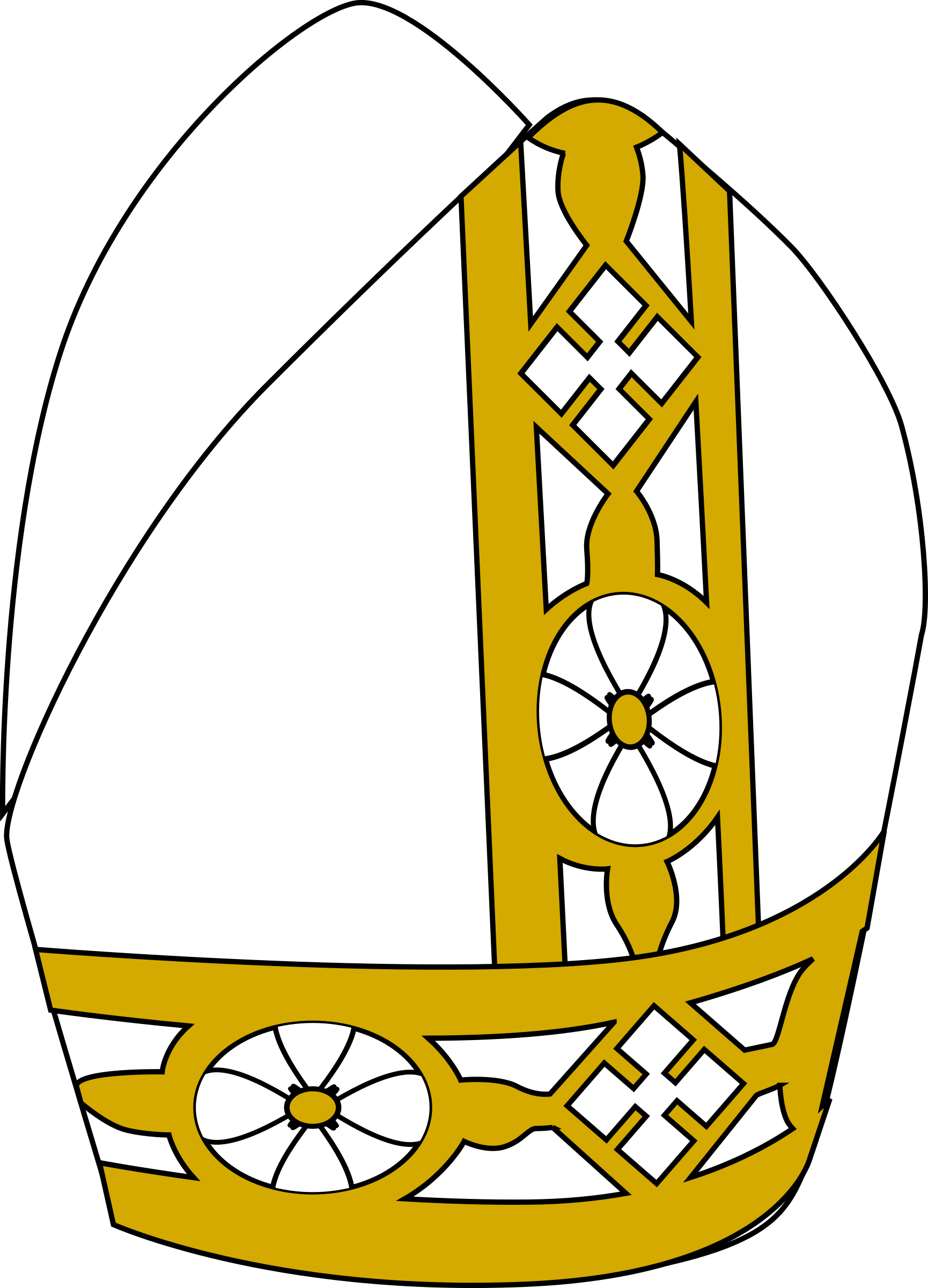 Pope hat png. Clipart big image