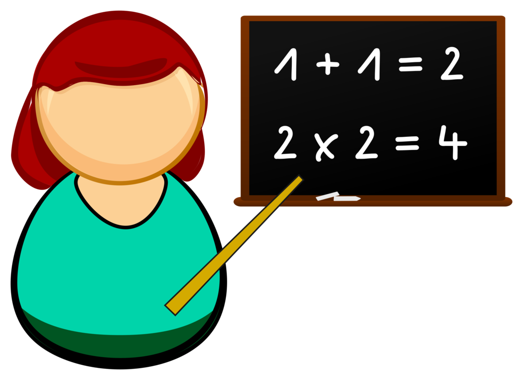 Teacher education student computer. Primary clipart banner transparent library