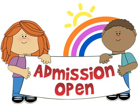 Primary Admission Open Transparent & PNG Clipart Free Download - YAWD