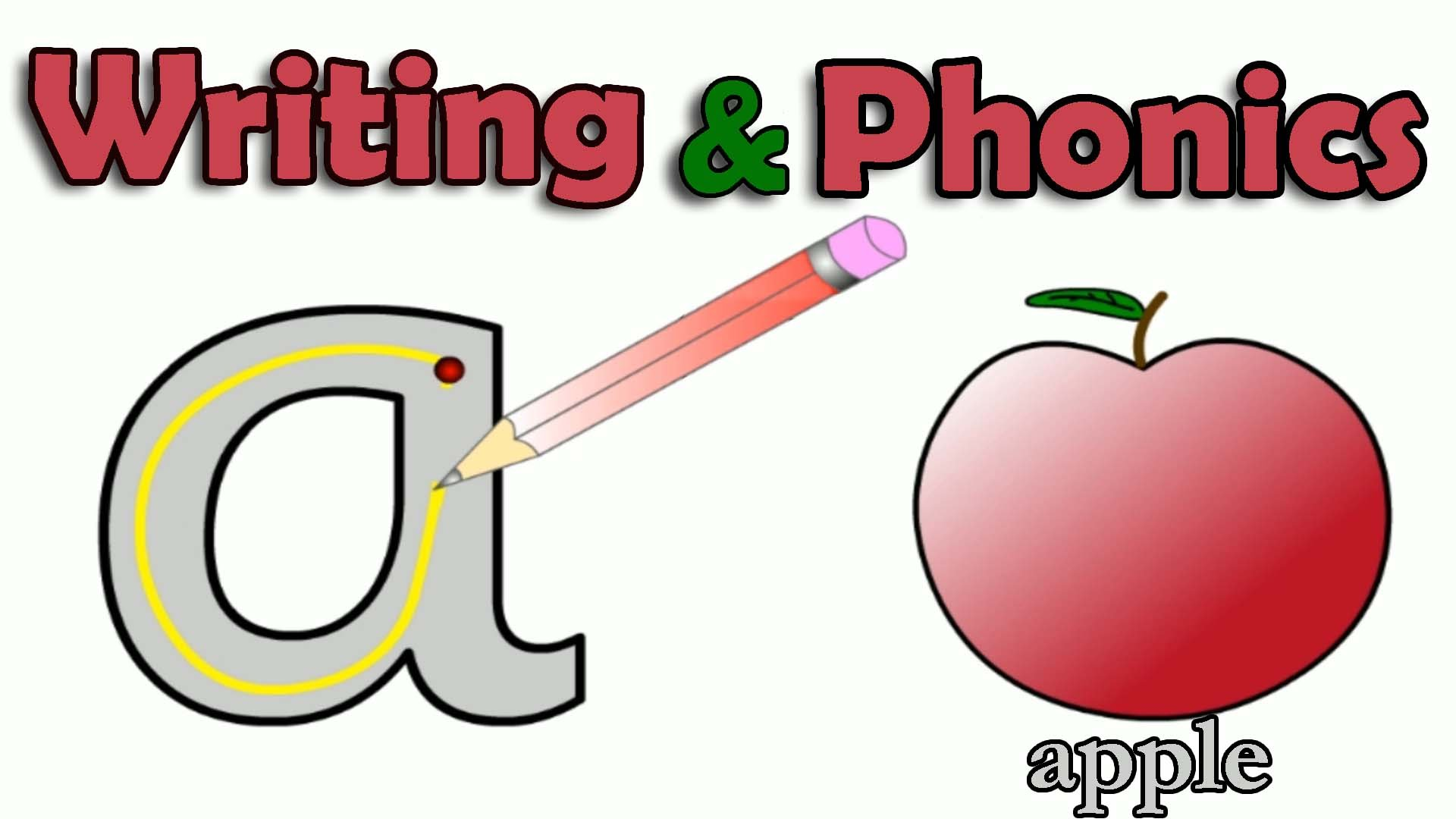 Primary clipart alphabet letter. Abc writing sounds learn