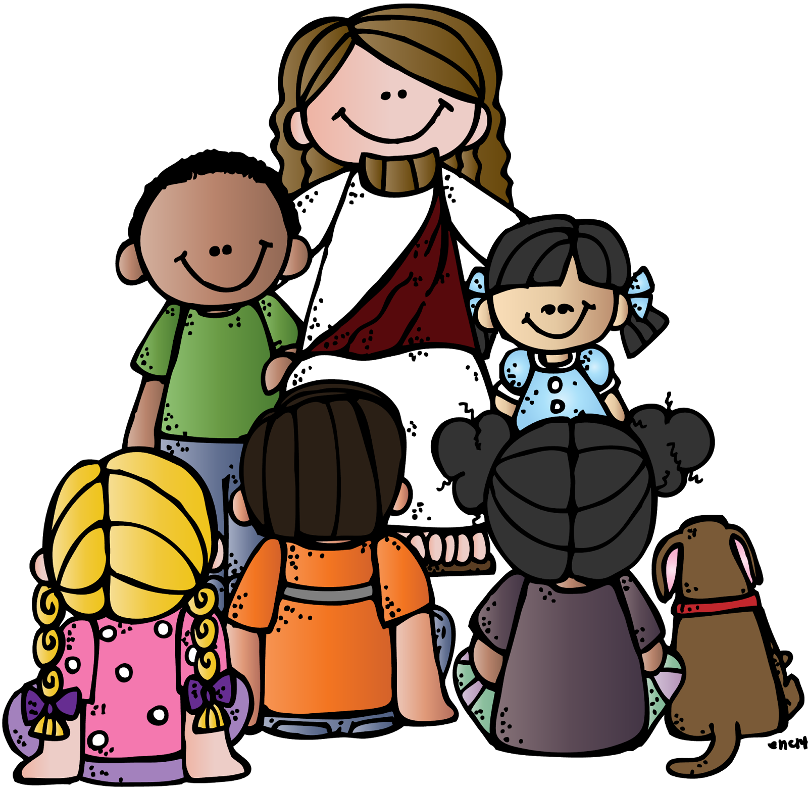 Primary clipart general conference lds. Melonheadz illustrating goodies church