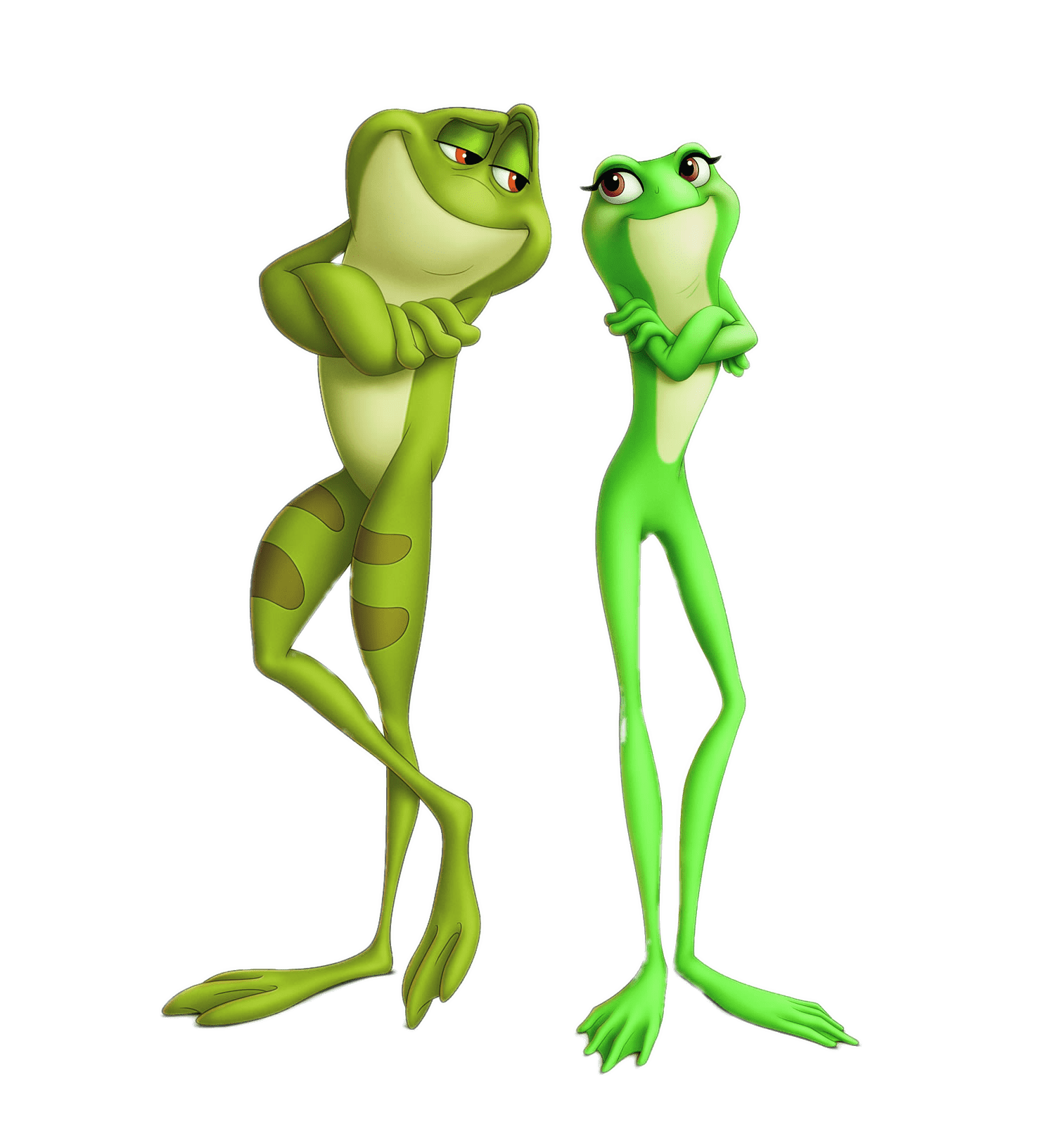 Princess and the frog png. Transparent stickpng download