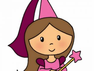 princess clipart animated