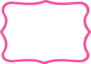 Princess border png. Free picture frame cliparts