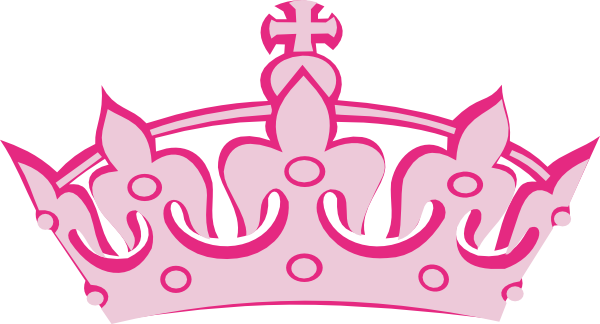 Pink princess crown png. Tiara clip art at