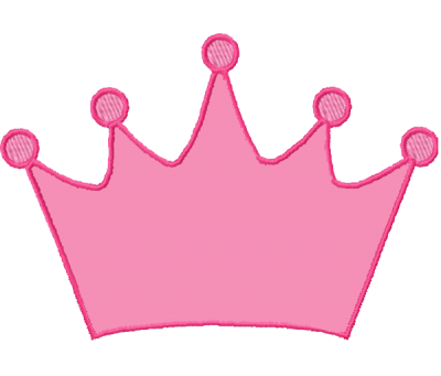 Pink drawing crown. Clipart cap frames illustrations