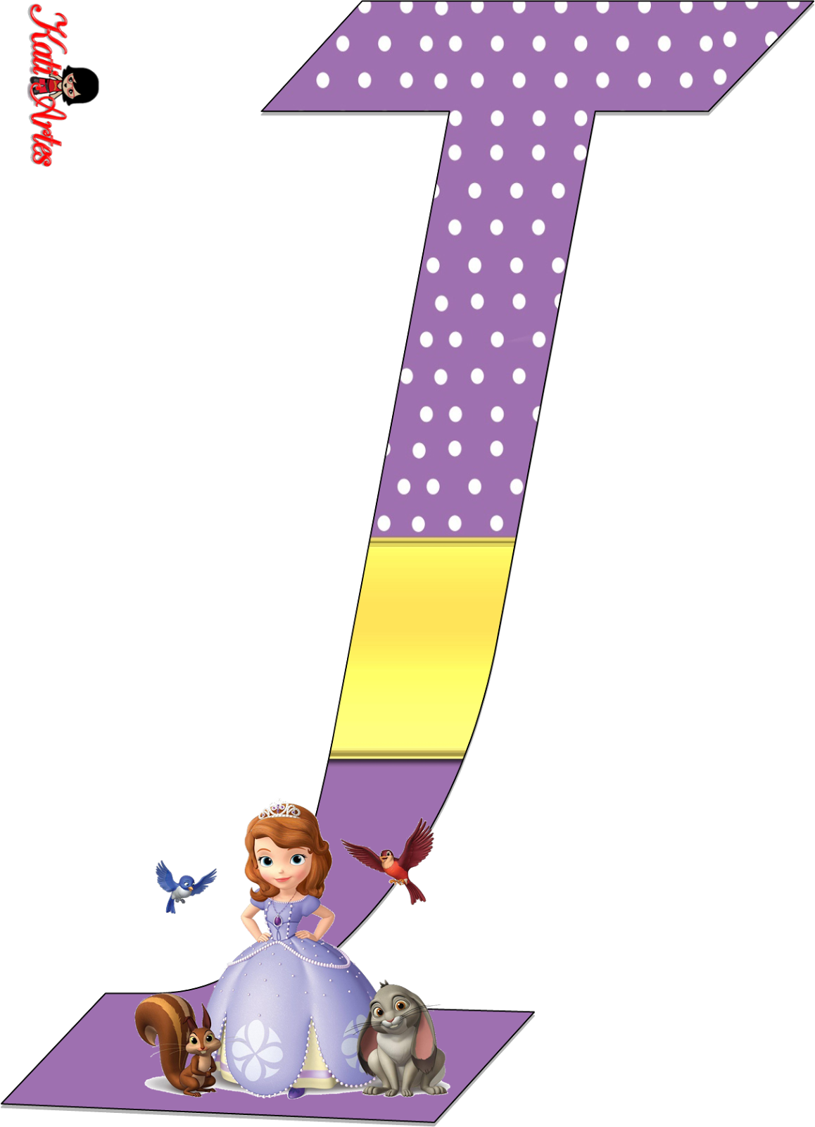 Princess letters png. Sofia the first alphabet