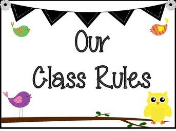 Rules clipart consequence. Class and consequences ms