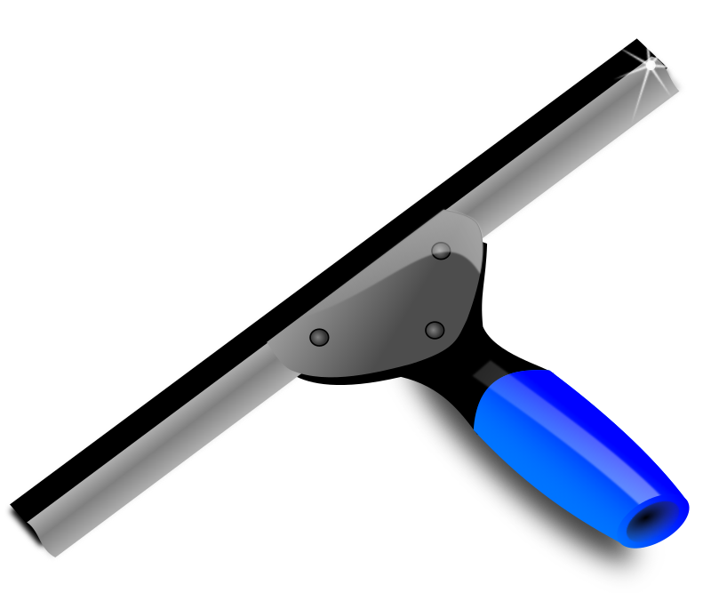 Print vector squeegee. Free cliparts download clip