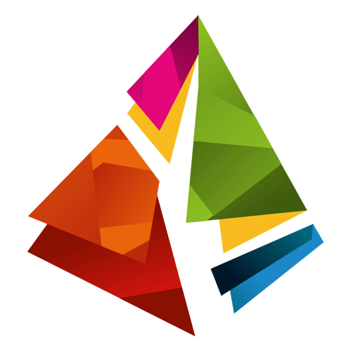 prism vector colorful