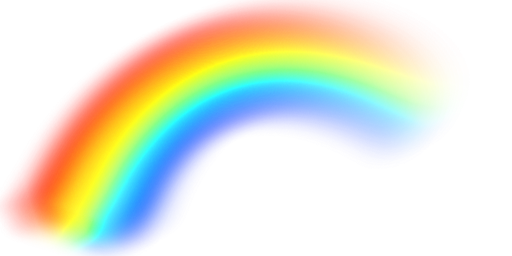 Real rainbow png. Transparent images all pic