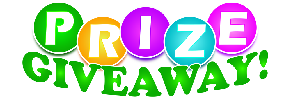 Giveaway transparent. Prize welcome to