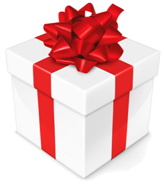 Prize clipart mystery present. Png transparent images pluspng