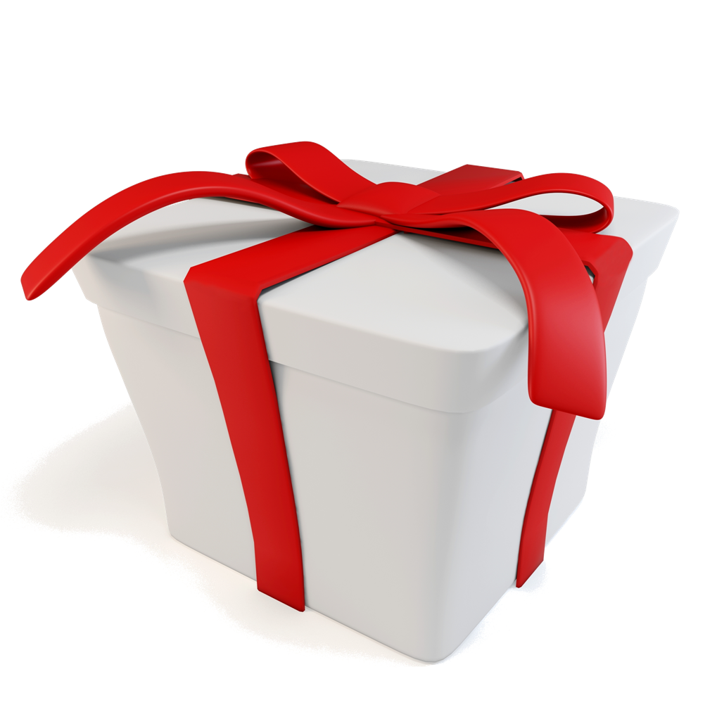 Prize clipart mystery present. Gift box png mart