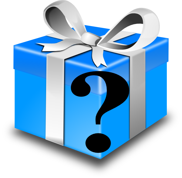 mystery gift png