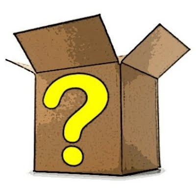 Prize clipart mystery present.