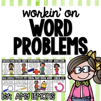 Problem clipart word. Workin on problems by