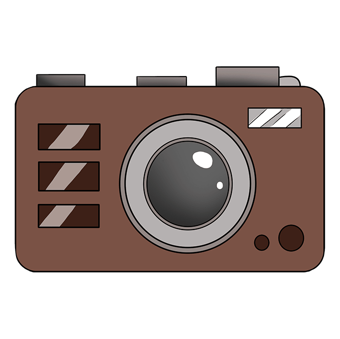 Product drawing camera. How to draw a