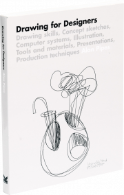 Product drawing industrial design. There is a dearth