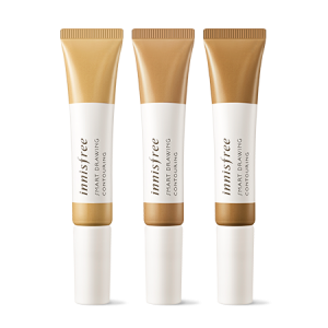 Product drawing makeup. E innisfree smart contouring