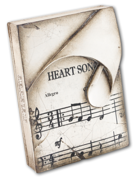 Product drawing memory. Heart song t sid