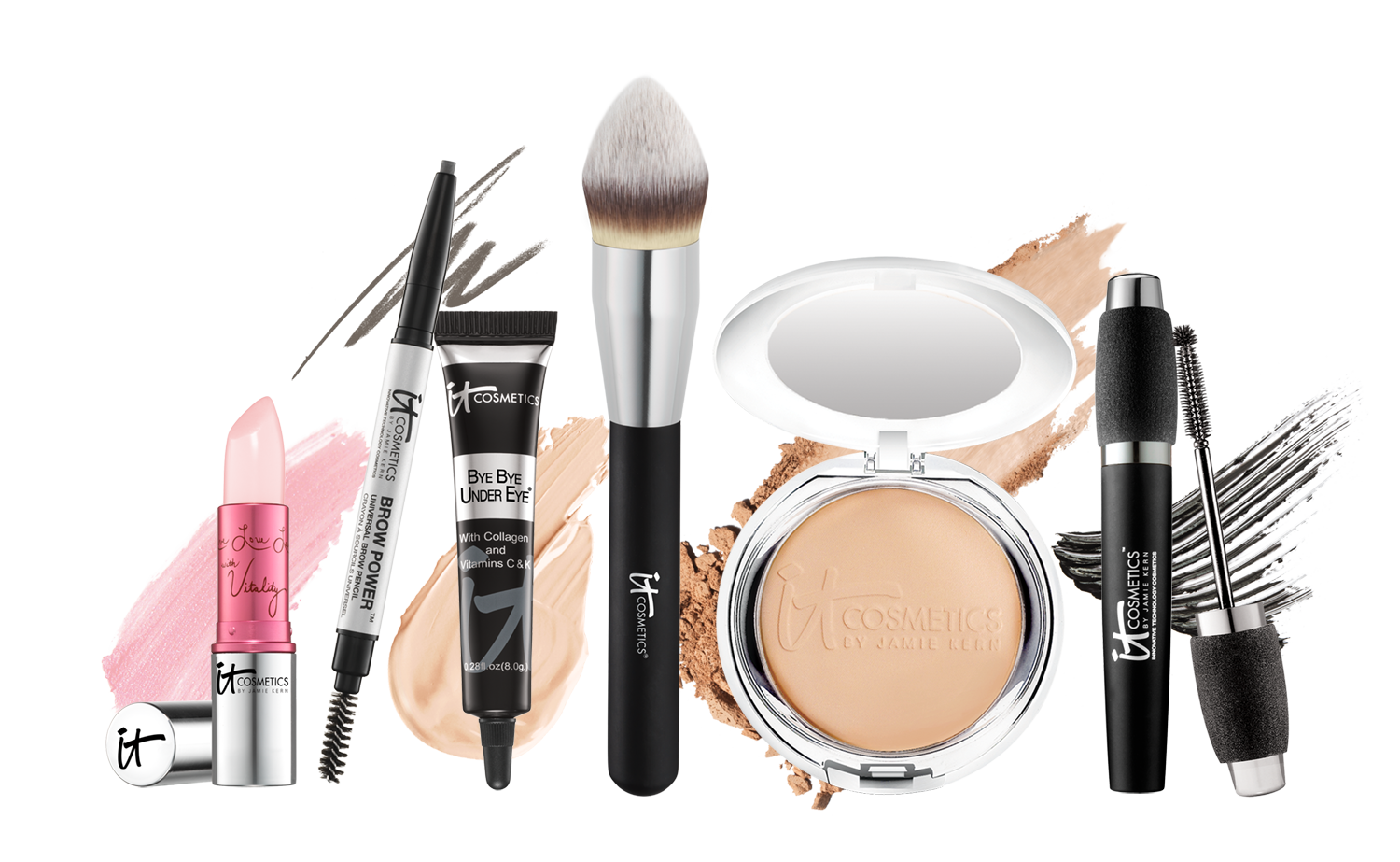 Product vector beauty. Makeup kit products png
