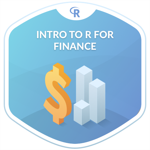 Product vector financial. Intro to r for