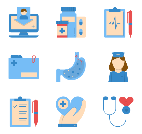 Product vector medical. First aid kit