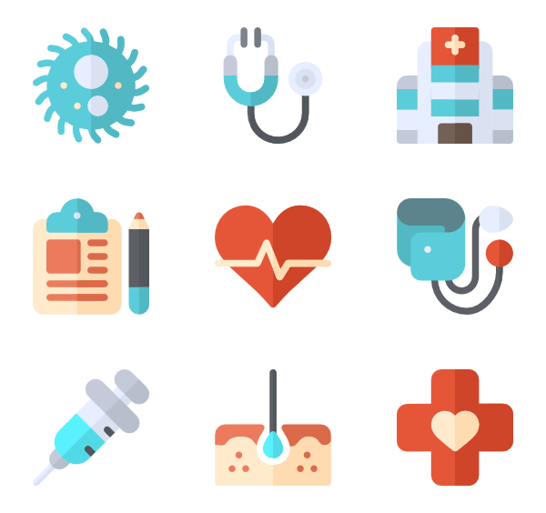 Product vector medical. Icon packs for