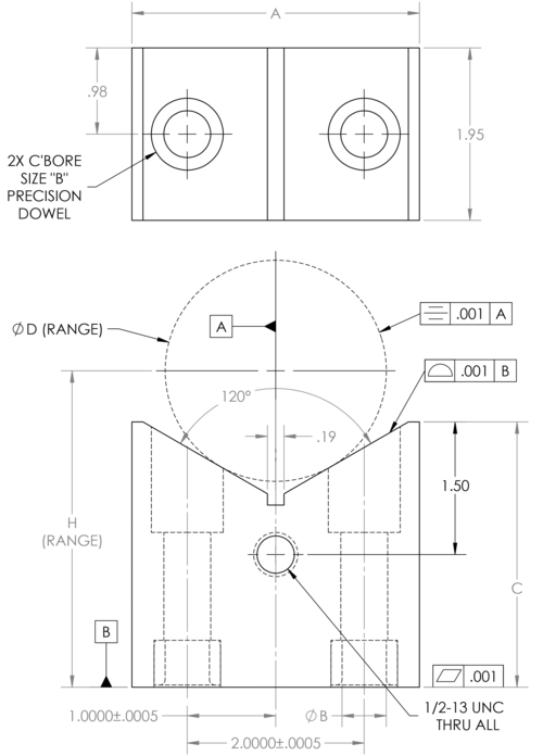 Rod drawing production. Fixture plates v rest
