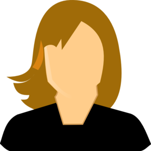 Professional clipart. Female clip art at