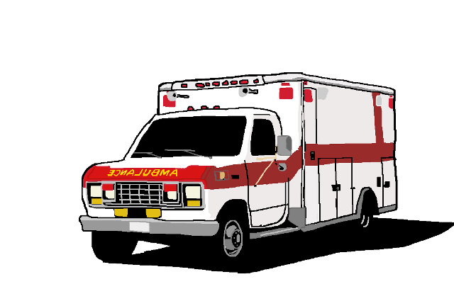 Ambulance clipart ambulance officer. Free emt cliparts download