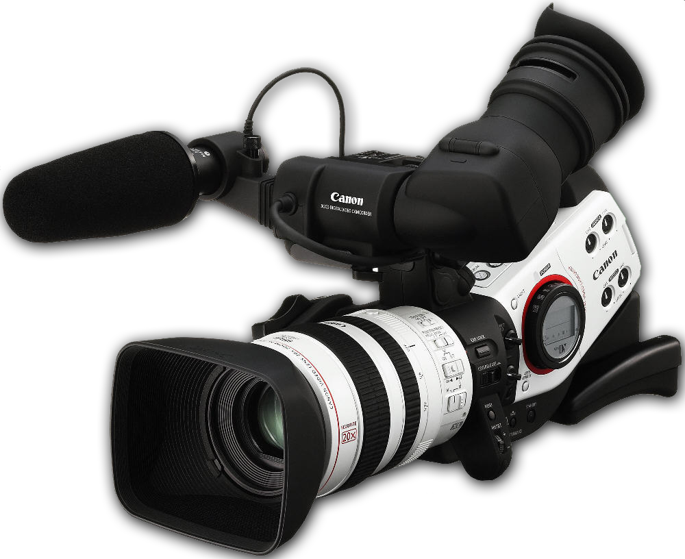 Professional Video Camera Transparent & PNG Clipart Free Download