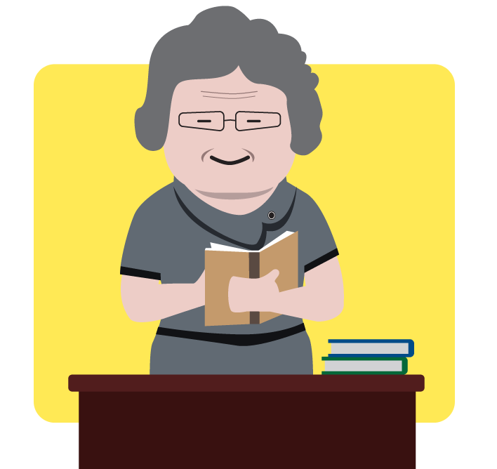 Professor clipart old professor. Kinds of college