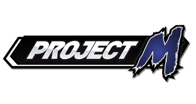 project m logo png