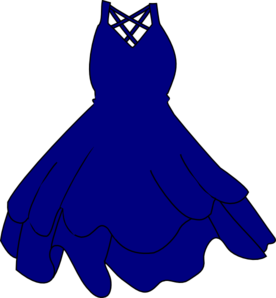 prom clipart princess gown