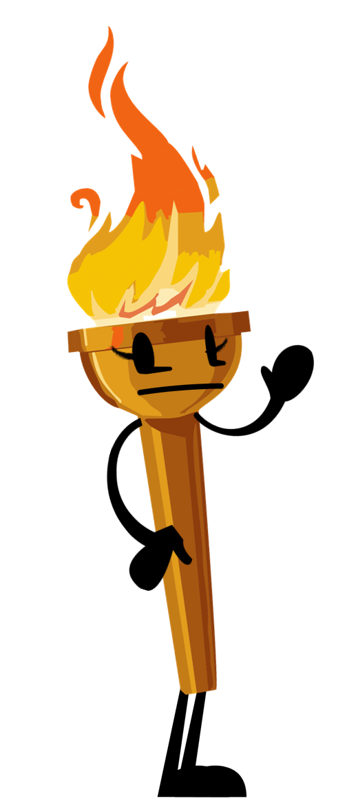 Prometheus drawing torch. Clipart weird frames illustrations