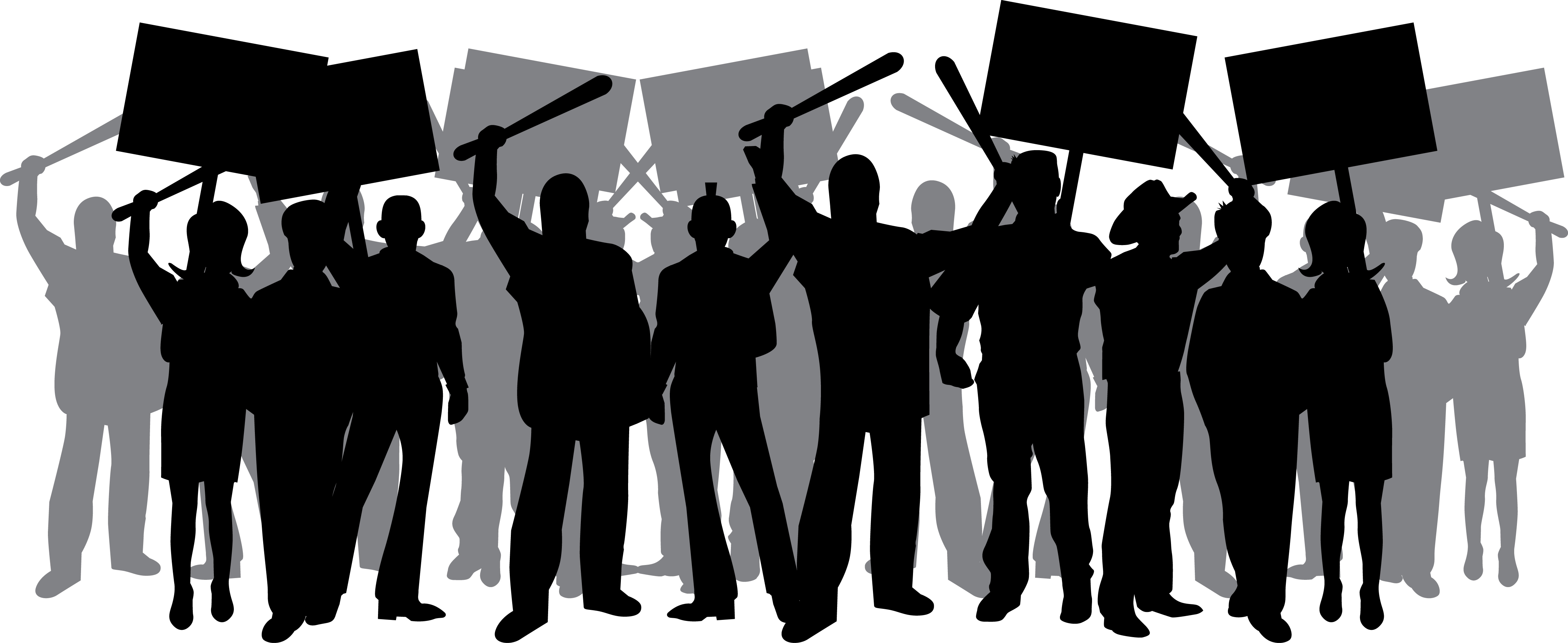 Protest clipart. Best of gallery digital