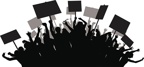 protest clipart angry protest