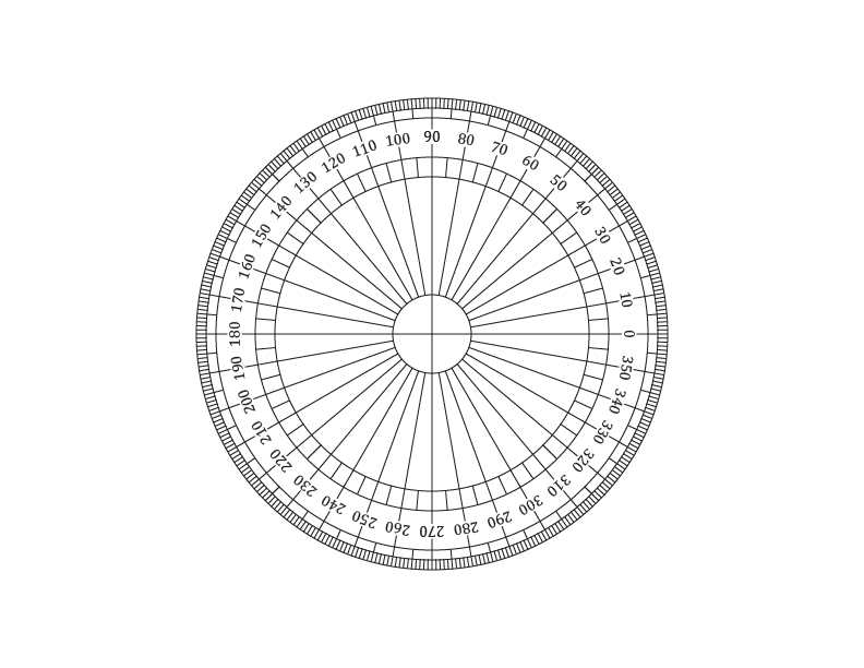 Protractor Drawing Compass Transparent Clipart Free Download