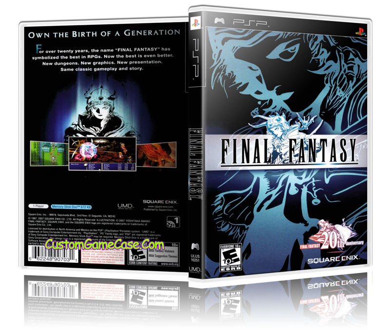 ps1 final fantasy 5 cover png