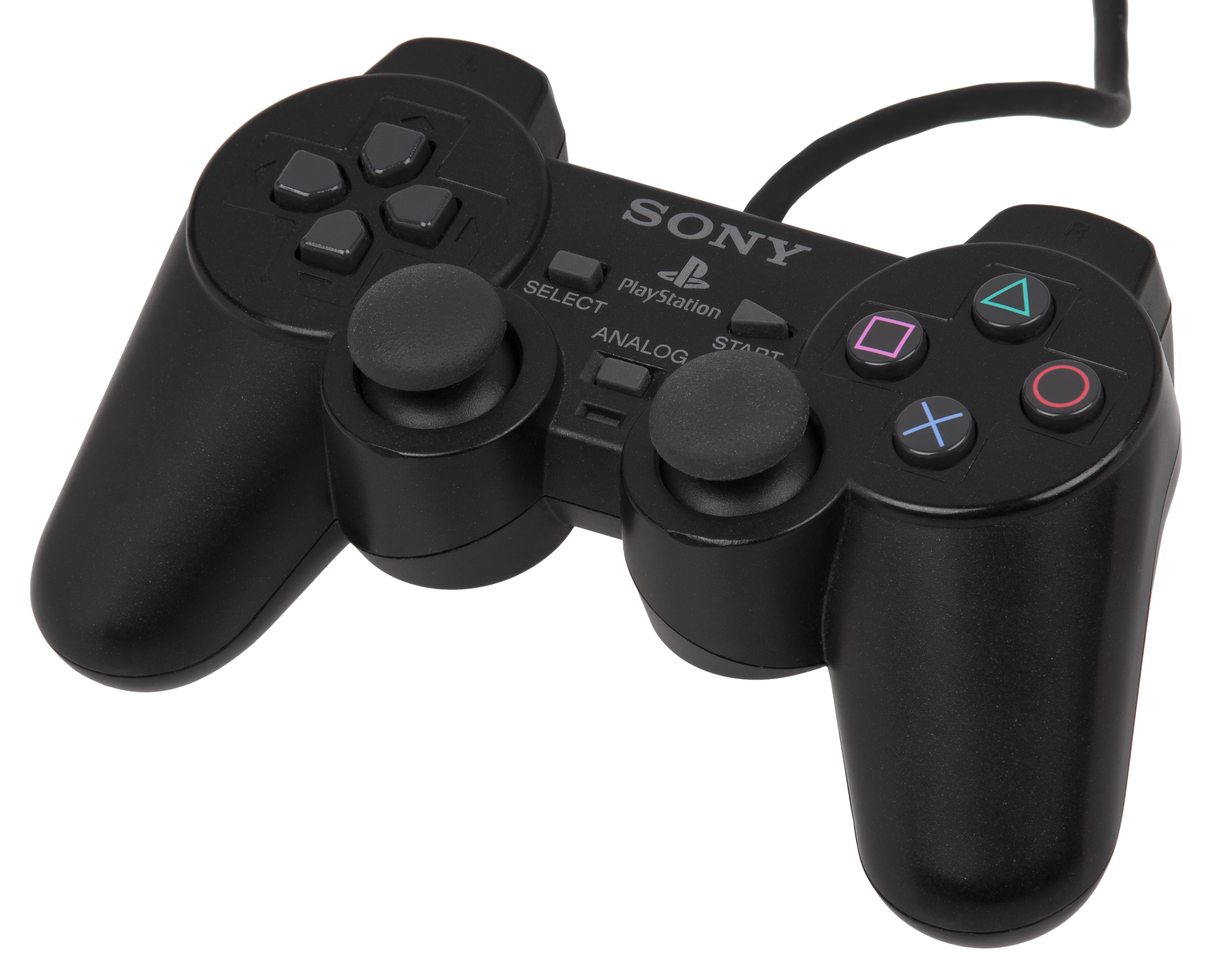 Ps2 controller png. File playstation dualshock wikimedia