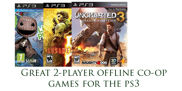 Ps3 games png. Ps co op the